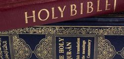 Quran or Bible: Can you guess which is which?