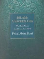 Islam:  Sacred Law