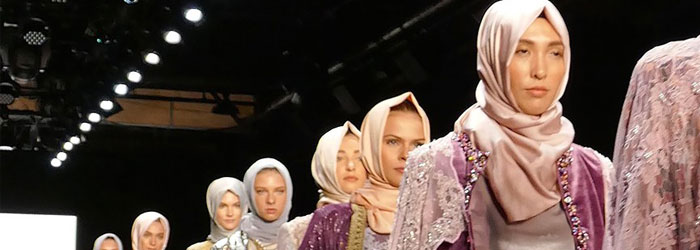 Muslim and Middle Eastern Fashion on the Rise