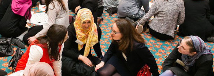American Muslims and Jews Join Hands