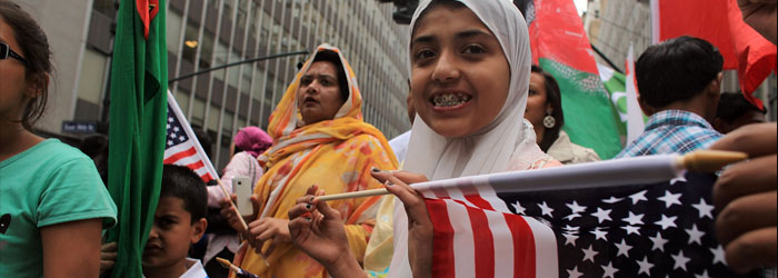 Imam Feisal's Vision for an American Muslim Identity