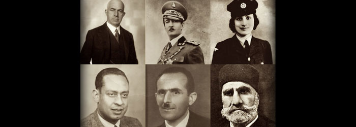 Learn about Muslim Rescuers on Holocaust Remembrance Day