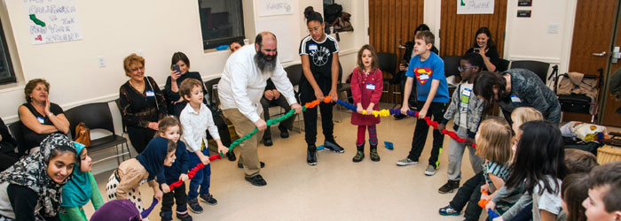 Interfaith Play Dates in NYC Bring Children Together