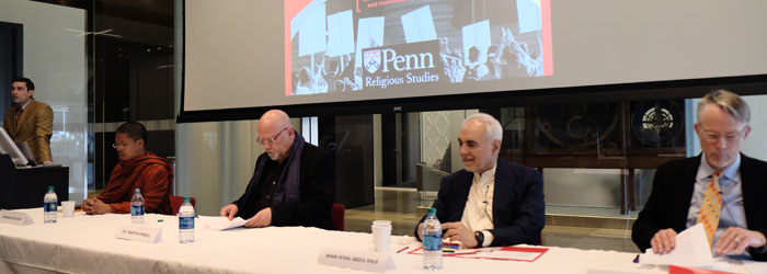 Making Urban Sacred: Imam Feisal at UPenn