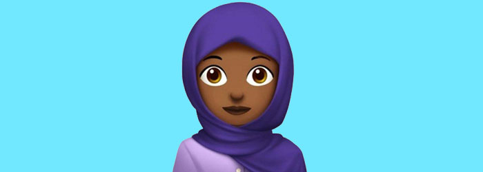 Apple Reveals New Hijab Emoji!