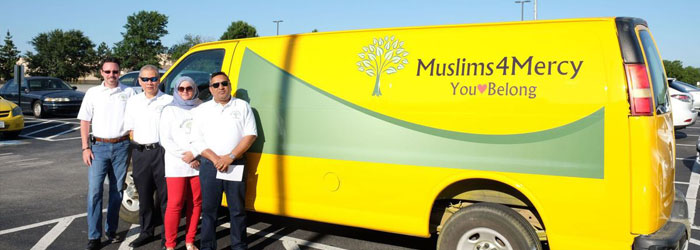 Muslims in Tulsa Give Back to their Community