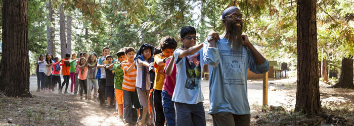 Between Swimming and S'mores, Muslim Campers Build Bonds and Learn