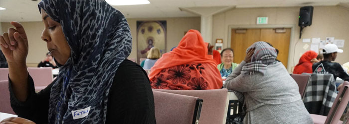 """Eat with Muslims"" Brings People Together for Food and Conversation"