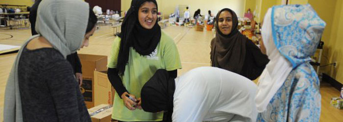 Houston's Muslims Are Volunteering in the Aftermath of Hurricane Harvey
