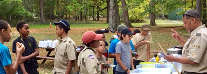 Learn about the All-Muslim Boy Scout Troop!