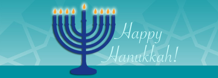 Greetings for Hanukkah!