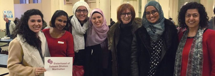Muslims and Jews Partner for Dialogue and Social Justice Work on Christmas
